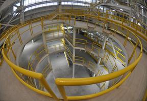 NASA VAB Bldg 110, Michoud Assembly Facility – industrial painting